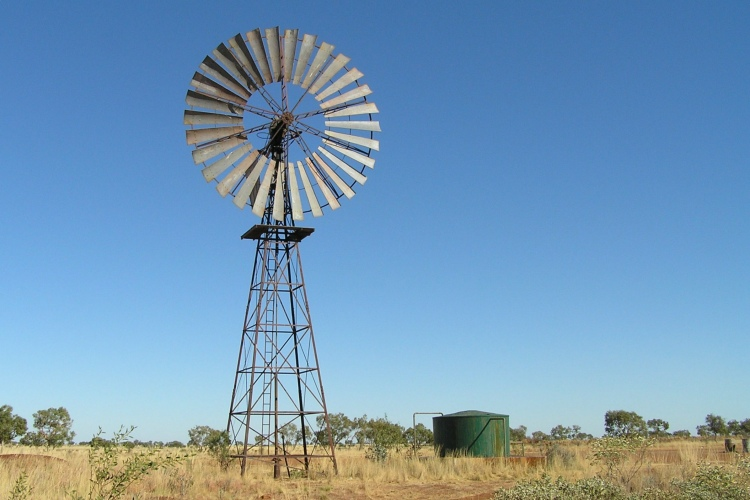 Barkly Tableland, Queensland. Image from www.travelling-australia.info