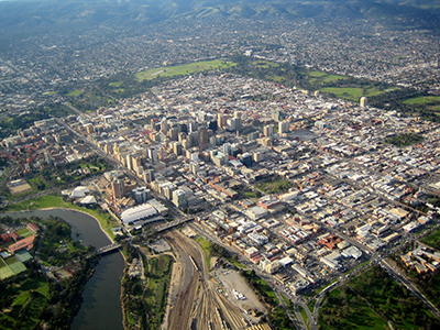 Adelaide, South Australia (wikipedia)