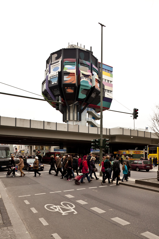 Bierpinsel, Berlin