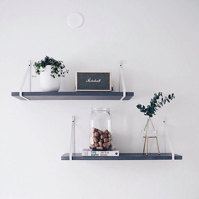 Simple shelf inspiration 📸: @sameaaa