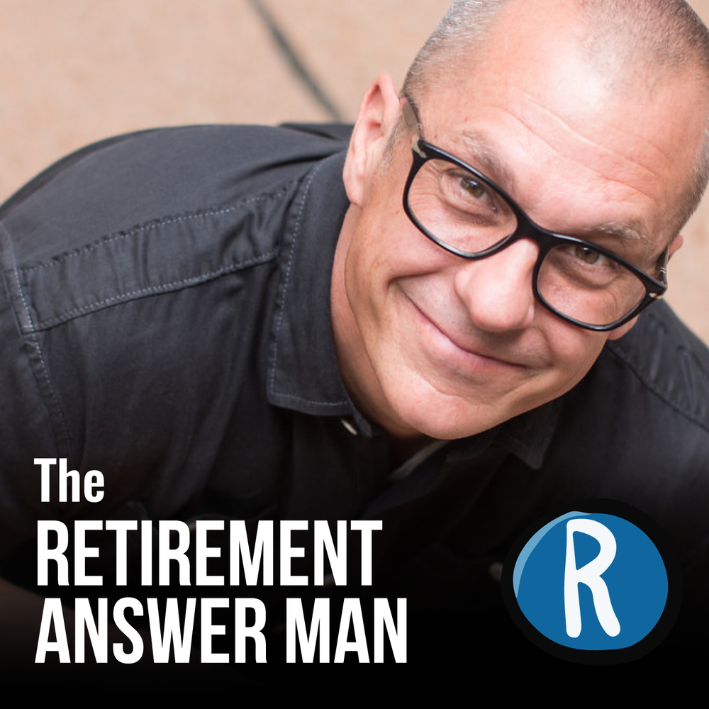 The Retirement Answer Man Podcast logo.png