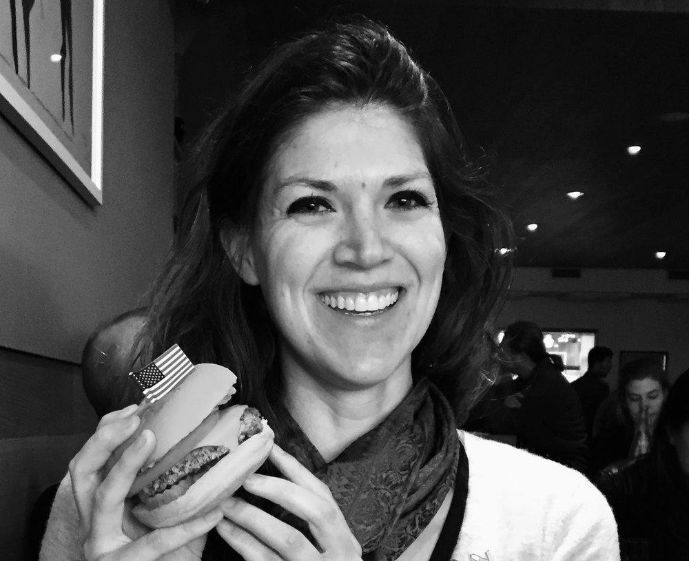 Jessica Karr - VP of Volunteer Management - Silicon Valley, USA / Amarillo, TX
