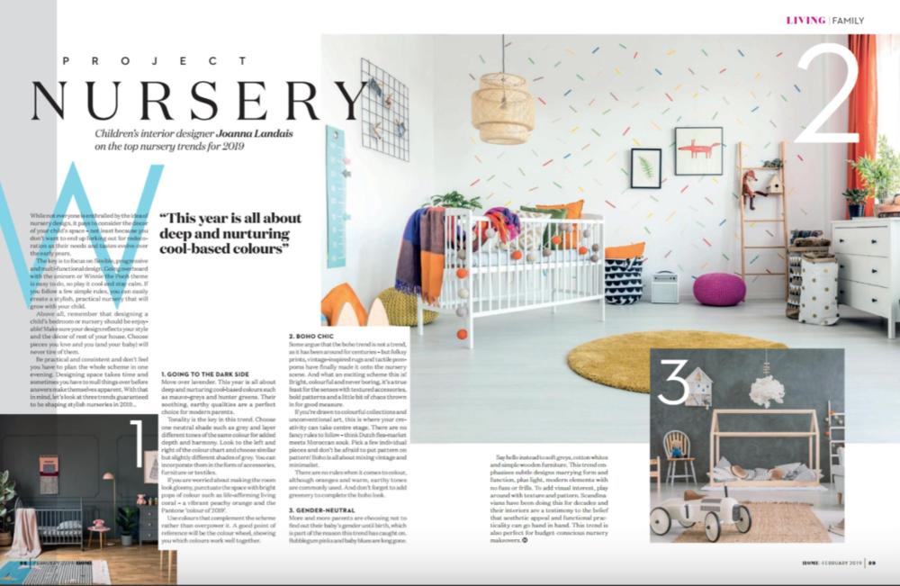 Nursery Design in 2019