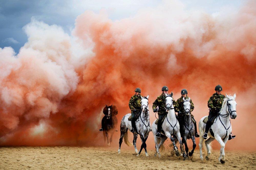 De week in beeld - Iedere week selecteert upday de meest spraakmakende nieuwsfoto's (Getty Images).