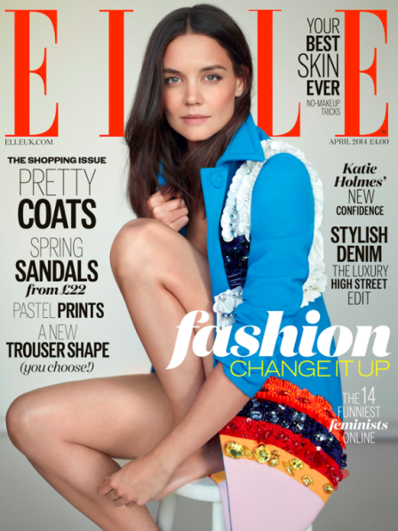 As featured in elle magazine. -