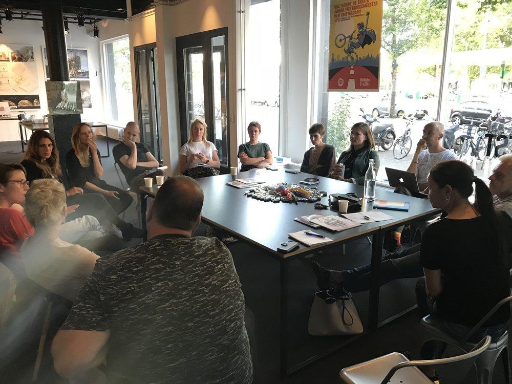 Meeting - Programma 'Lachen geblazen op 12 juli 2018: https://dezwijger.nl/programma/lachen-geblazen