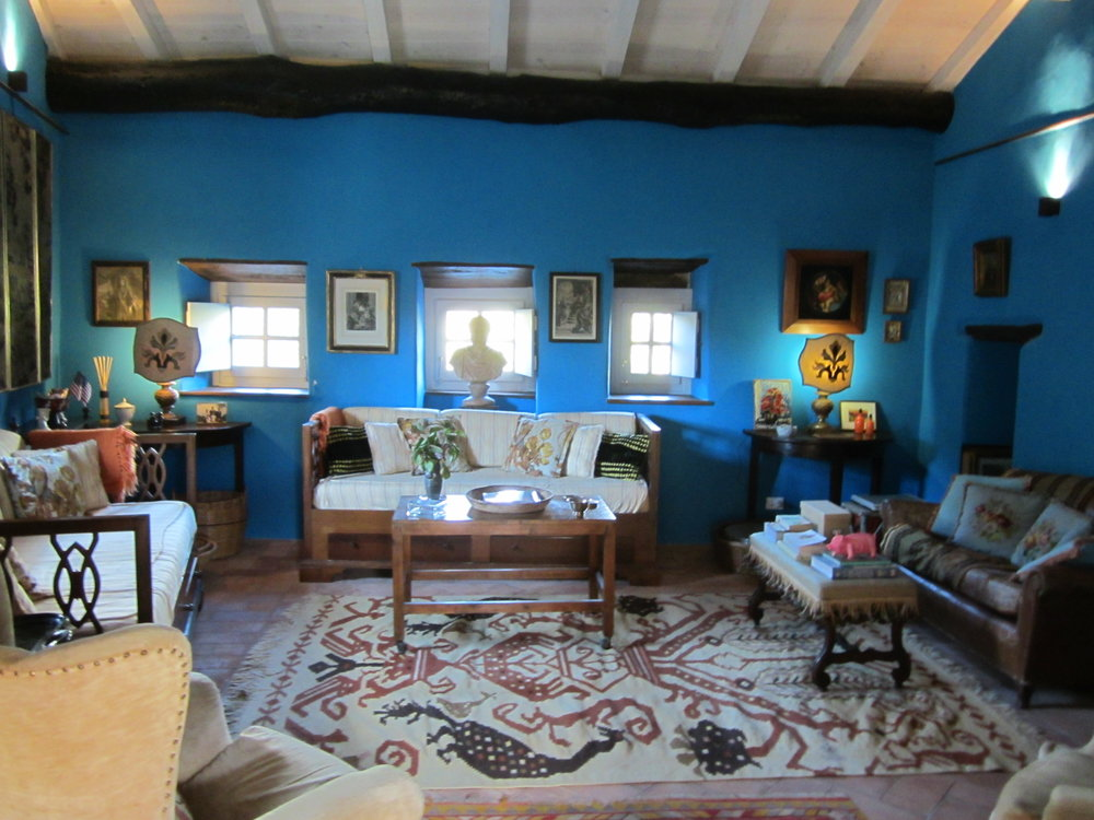 Il Salotto of La Casa Grande…
