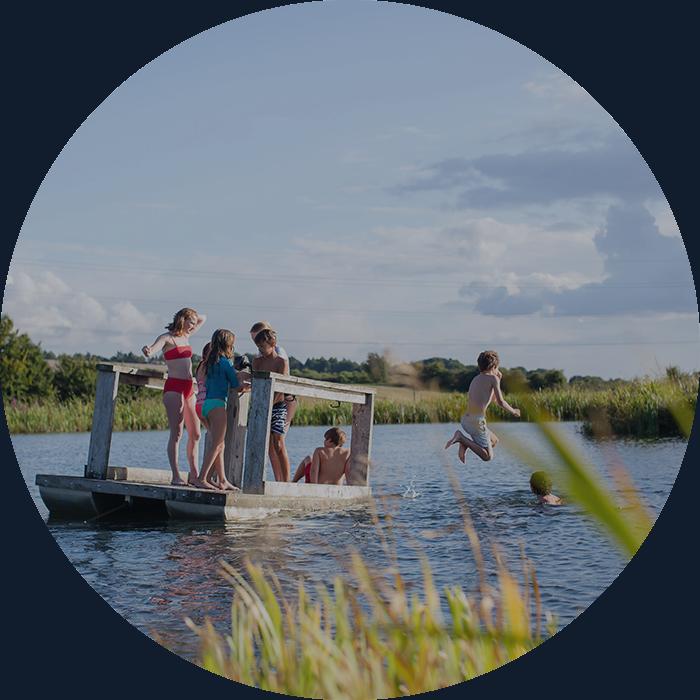 Lake Adventures -