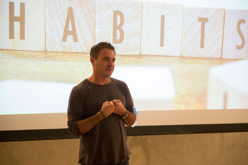 Your aspirations   Start with small habits    Learn How