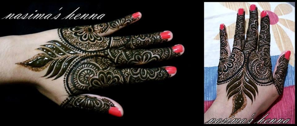 Nasima's Henna on Creativity with Kay
