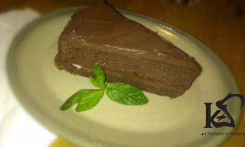 Lighten Up Chocolate Cake