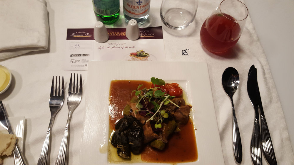 dining-in-the-sky-QIFF2016-qatar-airways-main-course