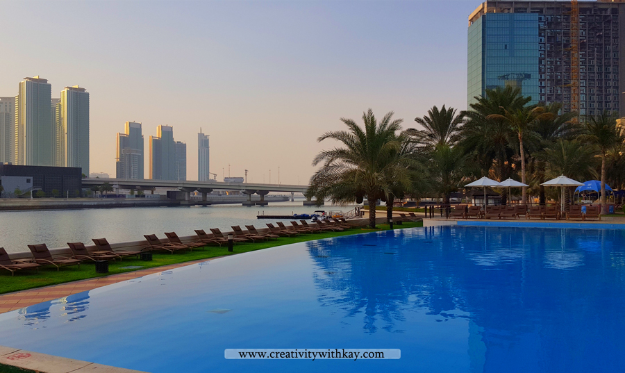 Stay_review_Beach_Rotana_Qatar_blogger_creativitywithkay_travel_pool.jpg