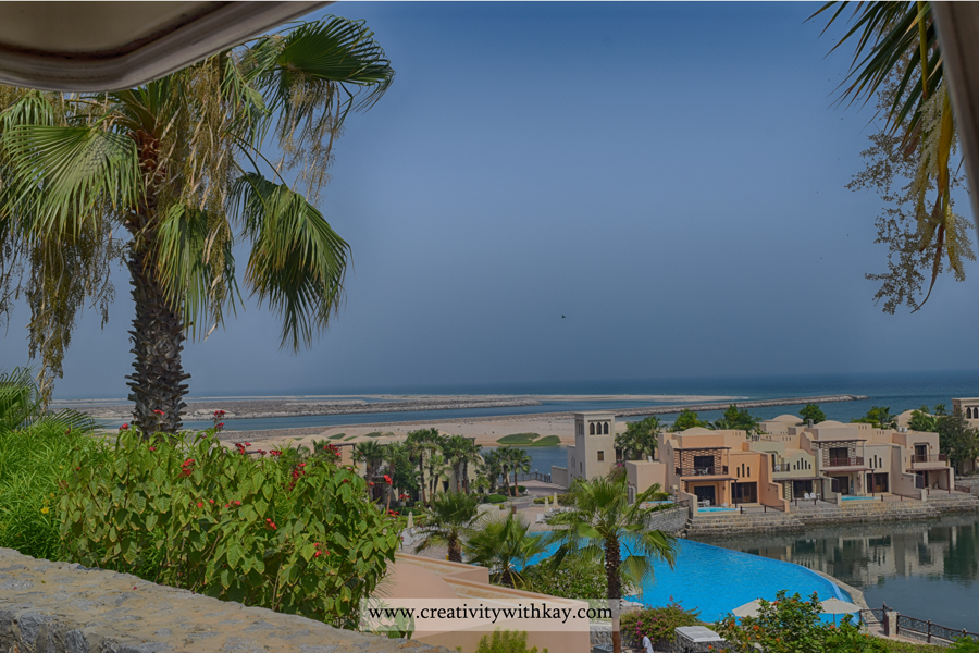 The-Cove-Rotana-resort-Ras-AlKhaimah-Travel-Blogger-Khansa-CreativitywithKay-view-lagoon