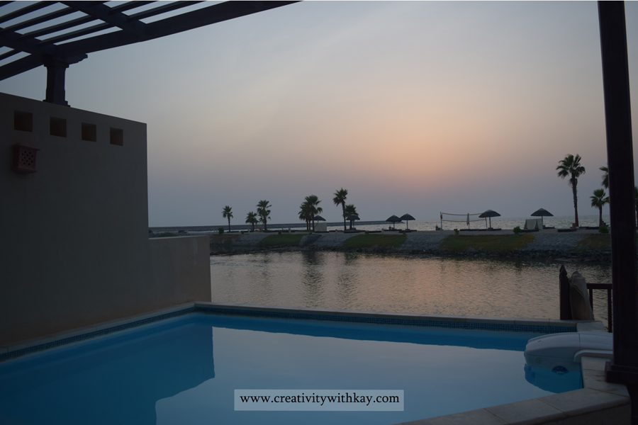 The-Cove-Rotana-resort-Ras-AlKhaimah-Travel-Blogger-Khansa-CreativitywithKay-view-sunset.jpg