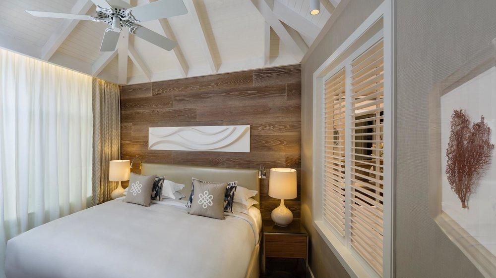 POOL Chalet Bedroom