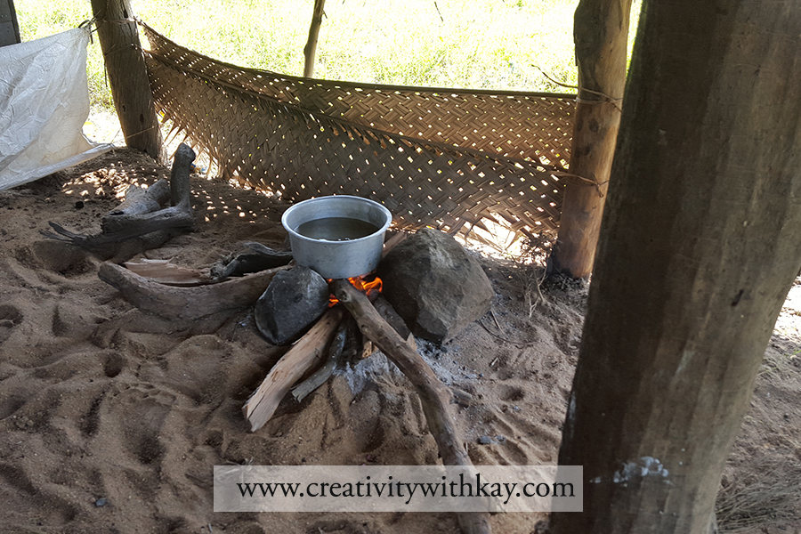 qatar-travel-blogger-khansa-lunch-local-village-srilanka