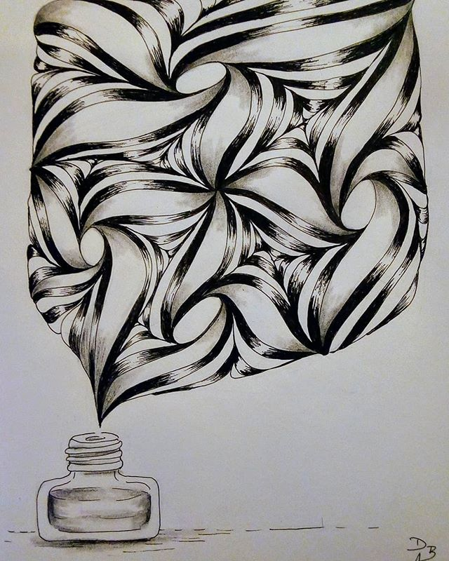 Draw...meditate....breathe