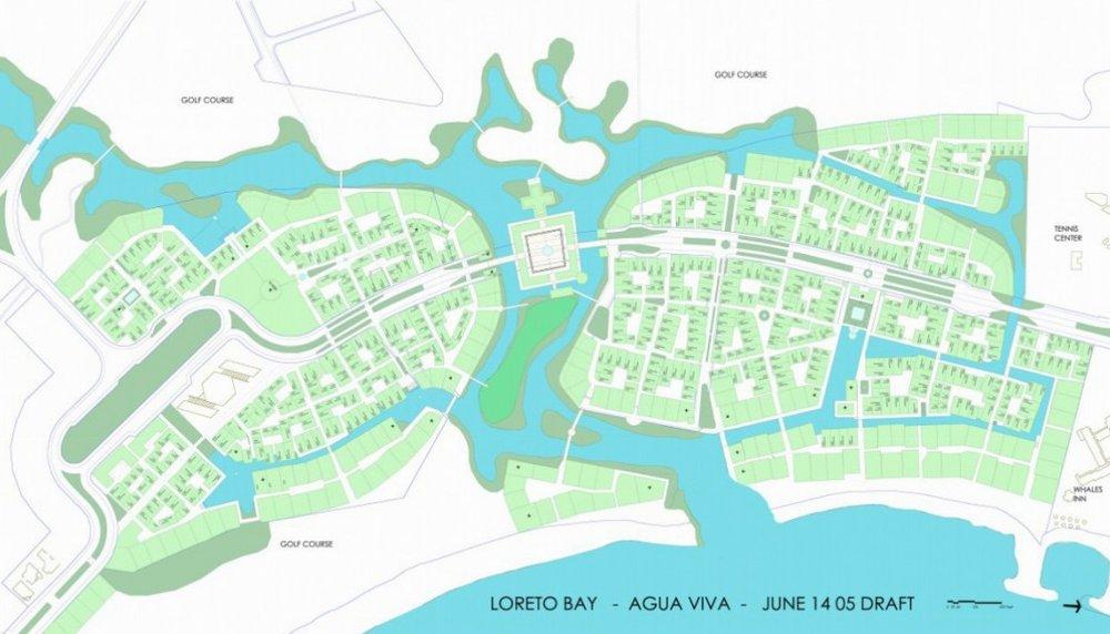 The Villages of Loreto Bay in Loreto Bay, Mexico