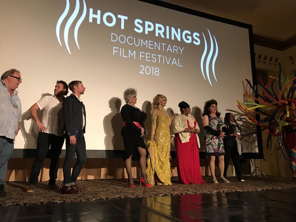 The Gospel of Eureka at Hot Springs Documentary Film Festival