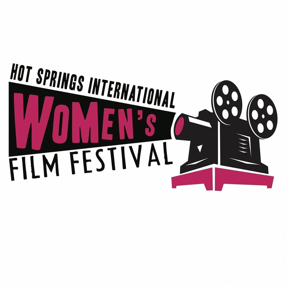 Hot Springs International Women's Film Festival logo