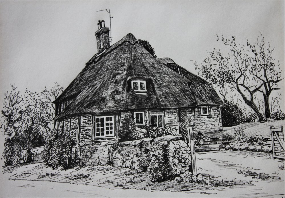 Cottage at Bignor