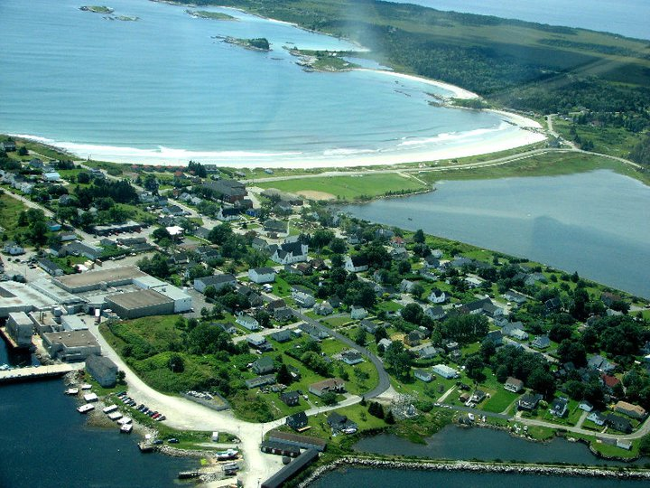 The town of Lockeport is rallying to address the impact of rising sea levels.