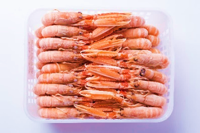 WHOLE LANGOUSTINE    Net Weight:  1kg   2kg   Format:  Frozen   Size Grade:  10-15   16-20   21-30   31-40   41-50   5-9   Notes:  Packed in baskets. Graded and sized by individual langoustine amount per Kilo