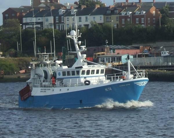 NORTHERN VIKING N74   Type: Metal Hull Trawler  Size: 20.4m  Built: 1983; France
