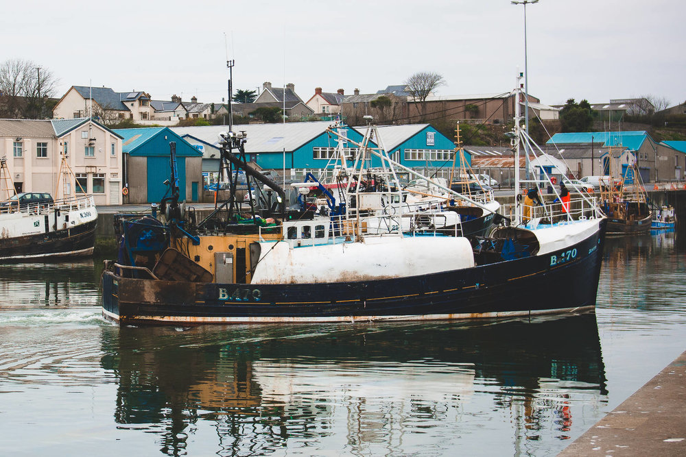 ZENITH B470   Type: Wooden Hull Trawler  Size: 19.84m  Built: 1974; Buckie