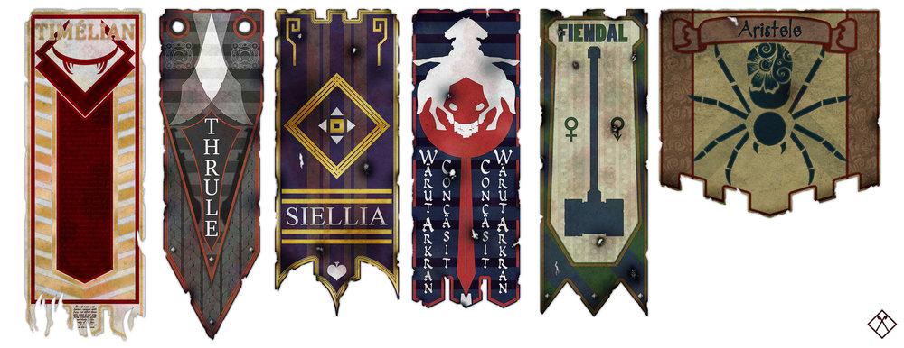 Banners: The Nations of Kaldori — Kaldori