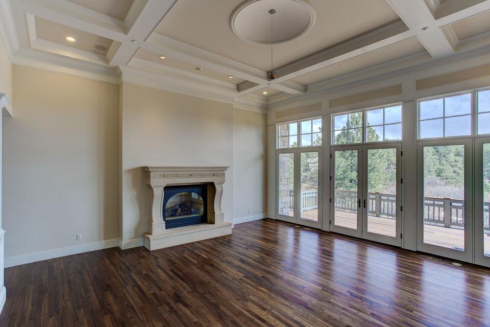 Living Room - Start