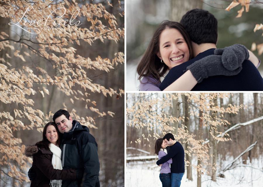creative engagement photography in toronto and guelph
