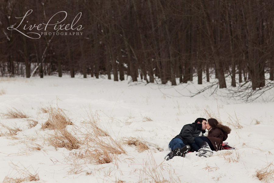 guelph ontario engagement photography