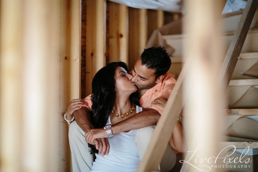 Unionville+Markham engagement session