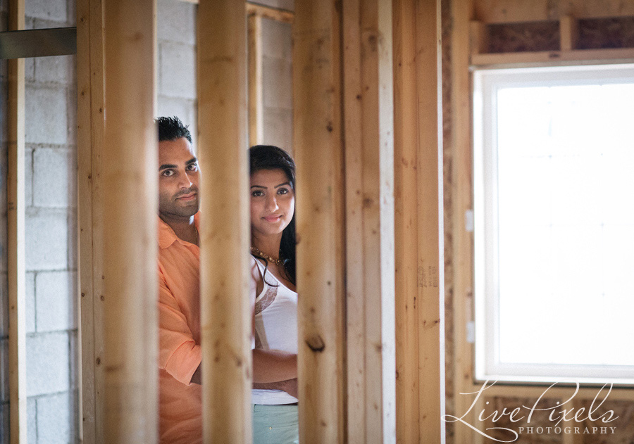"""creative engagement pictures in the new development markham"""