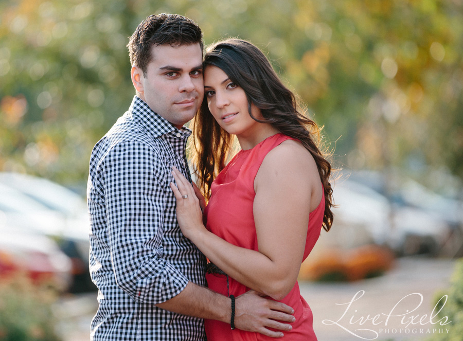 """engagement photography in the fall"""