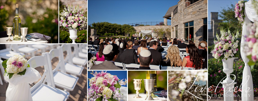 """outdoor jewish wedding decor"""