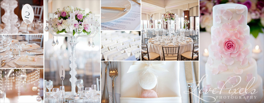 """beautiful wedding decor details. Eagle's nest wedding"""
