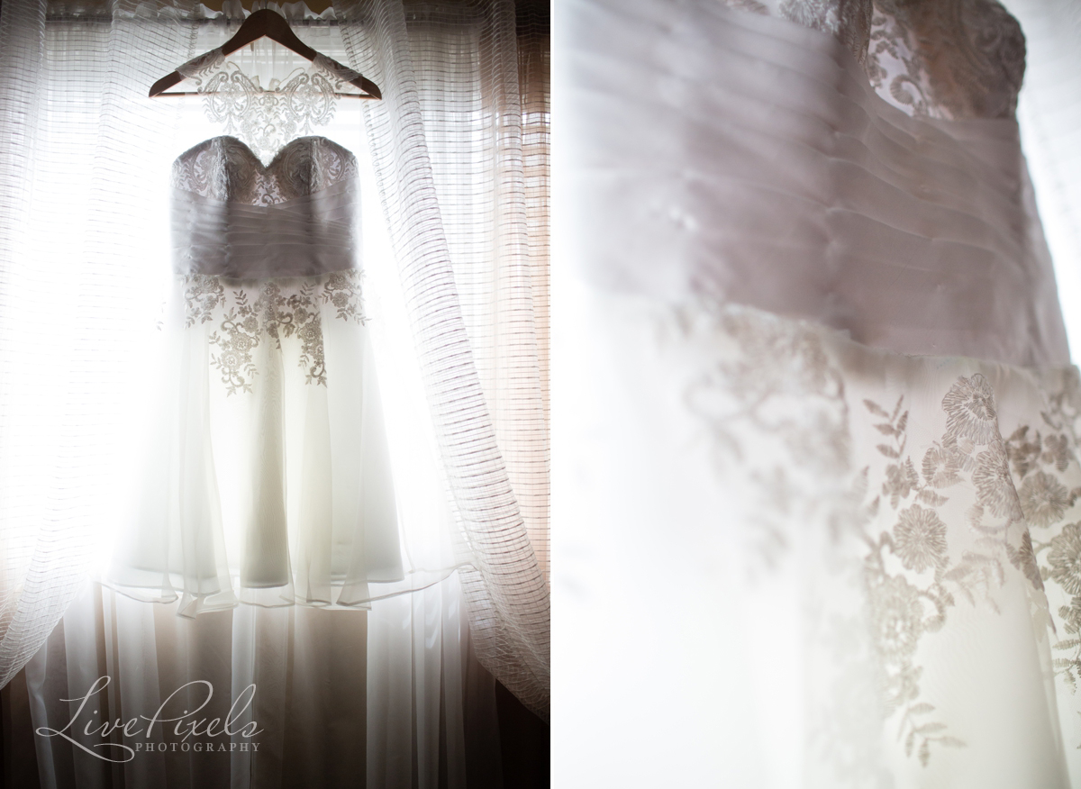 Custom made wedding dress Toronto
