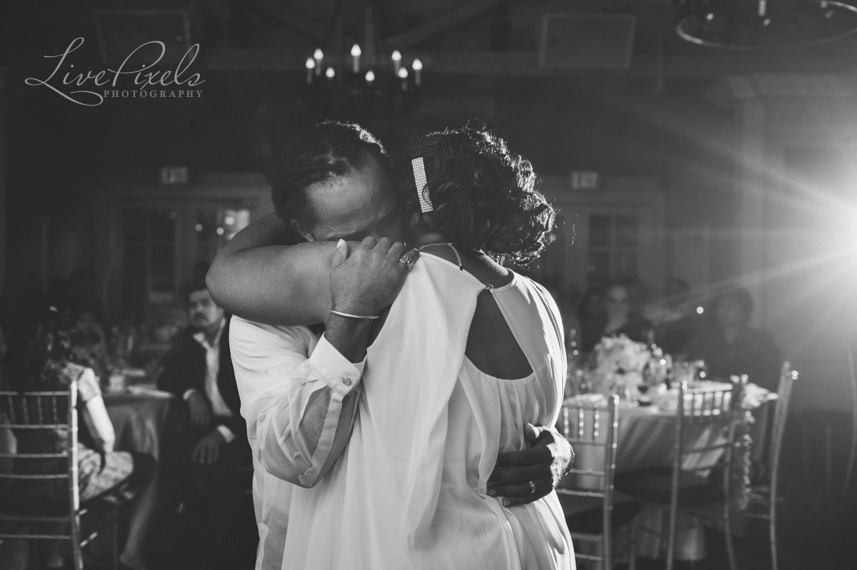 Emotional Mother Son dance toronto wedding