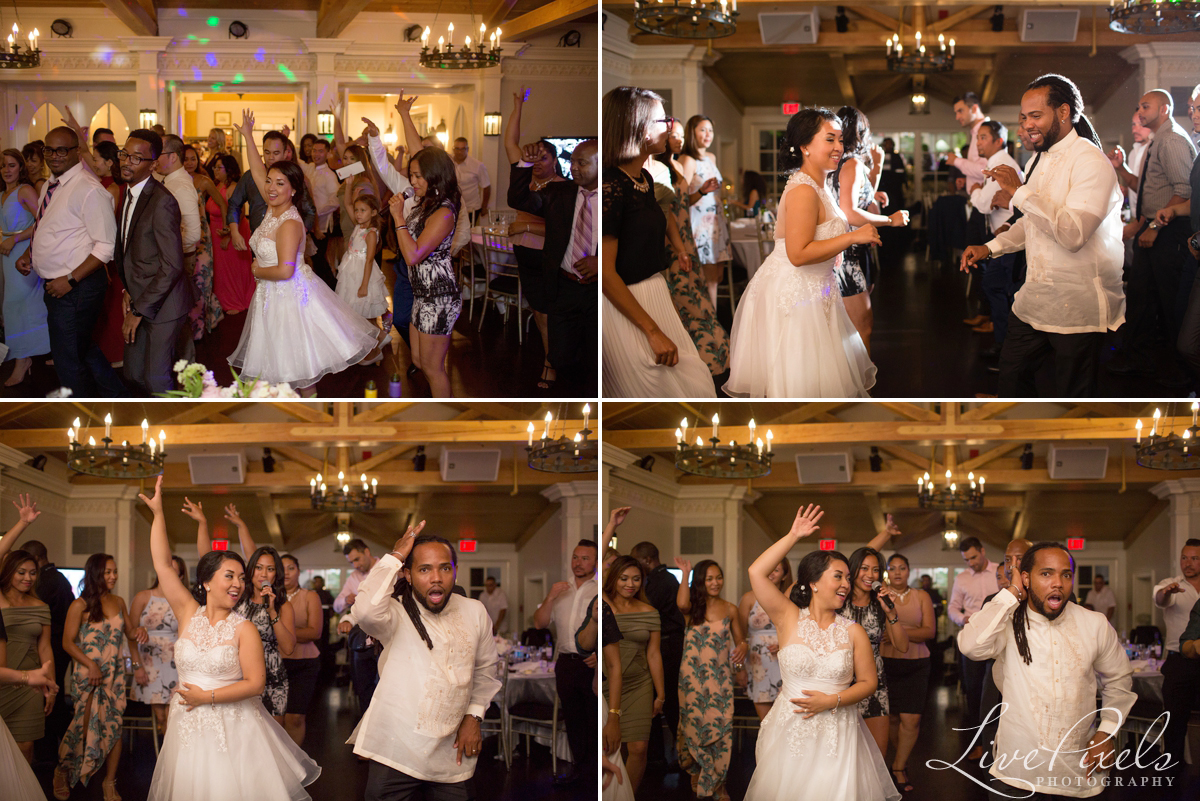 Toronto wedding photography dance party