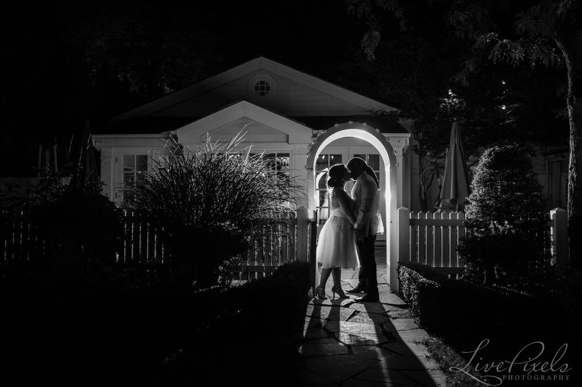 Toronto wedding photography night creative