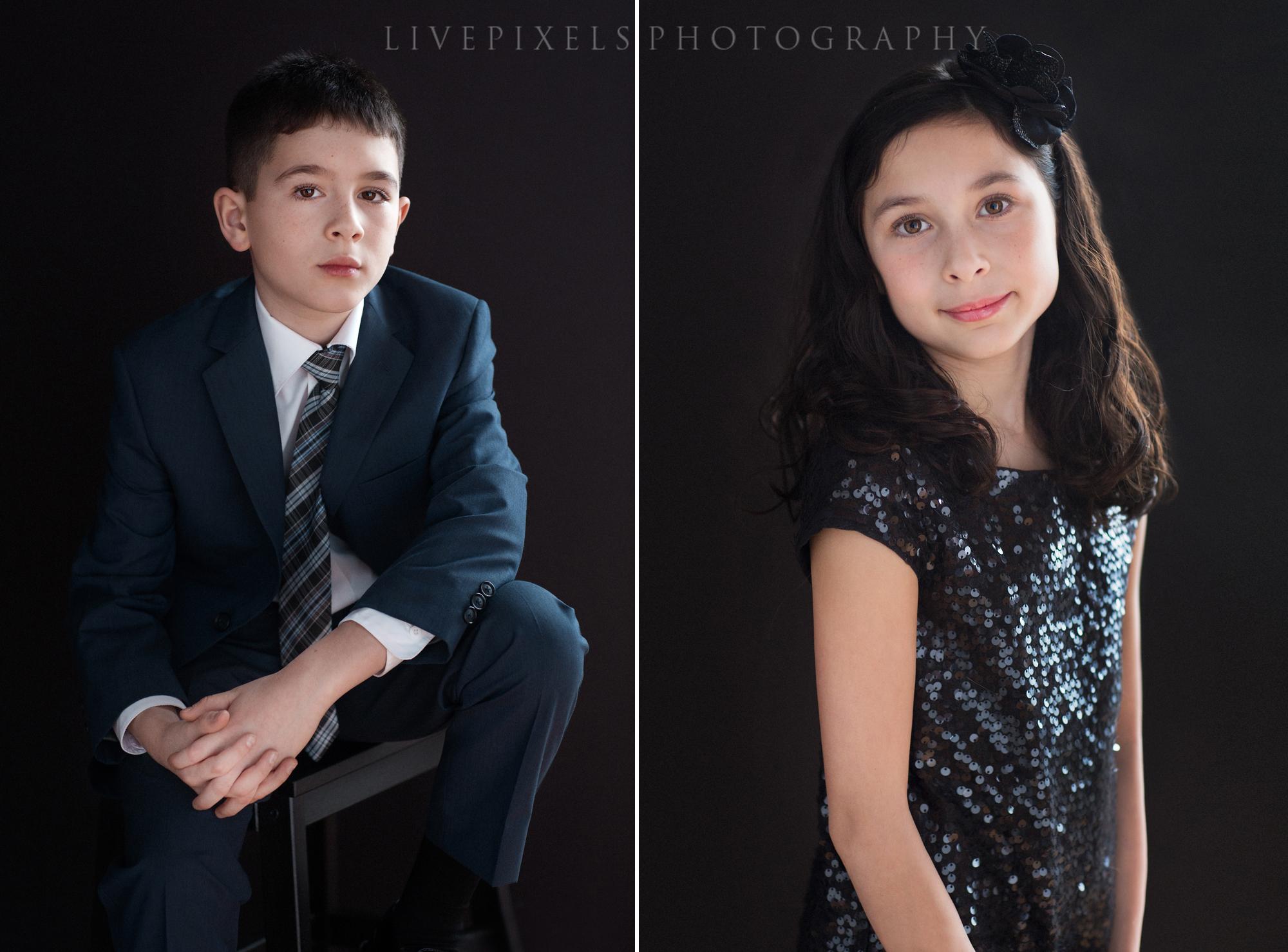 Toronto professional portrait studio
