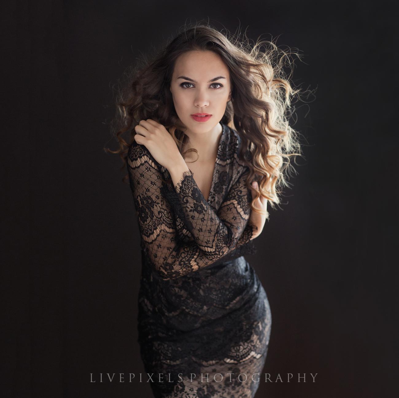 Toronto Beauty Portrait Studio - Livepixels Photography, Toronto / livepixelsphotography.com