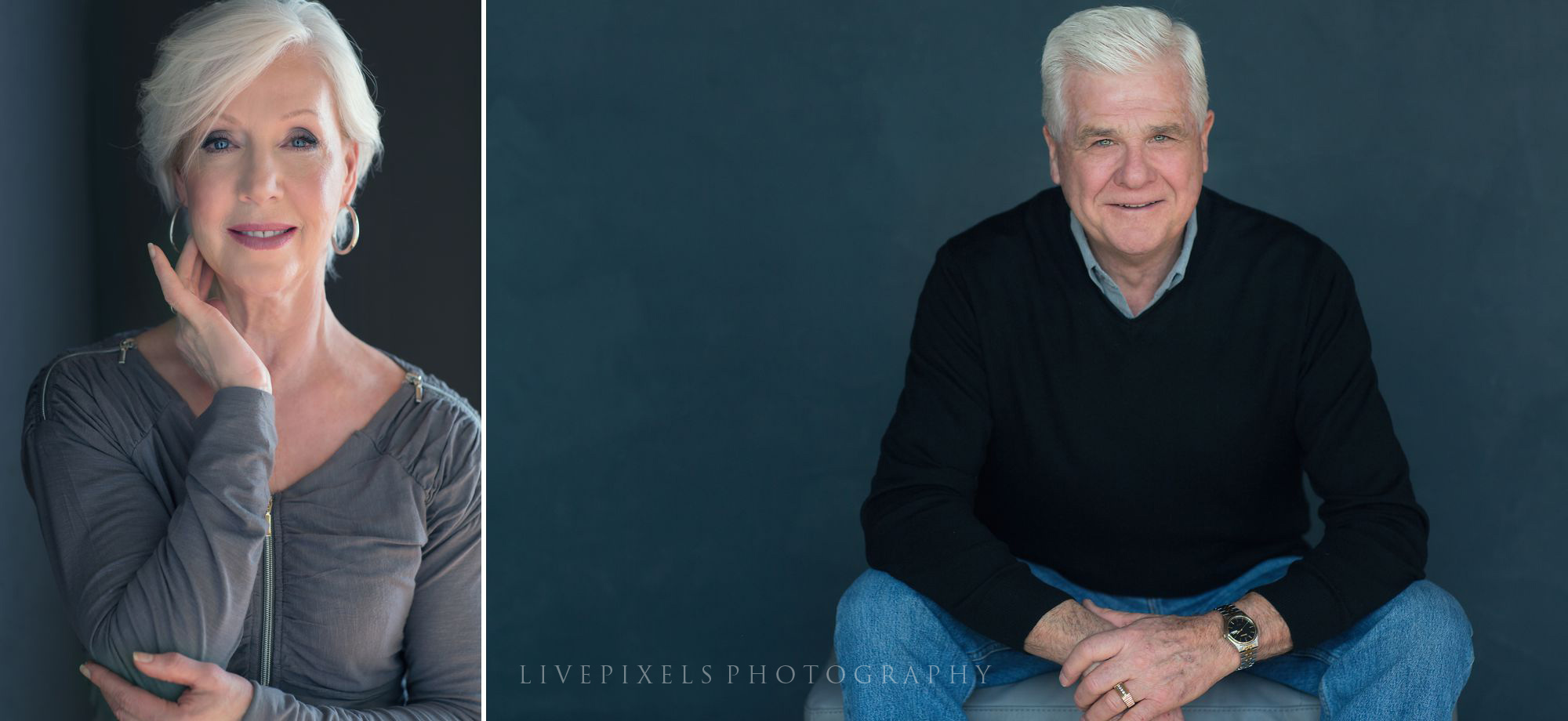 Makeover Portraits for Men and Women - Livepixels Photography, Toronto / livepixelsphotography.com