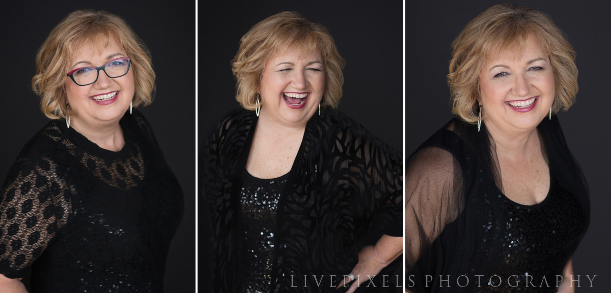 Portrait session in celebration of 60th birthday - Livepixels Photography, Toronto / livepixelsphotography.com