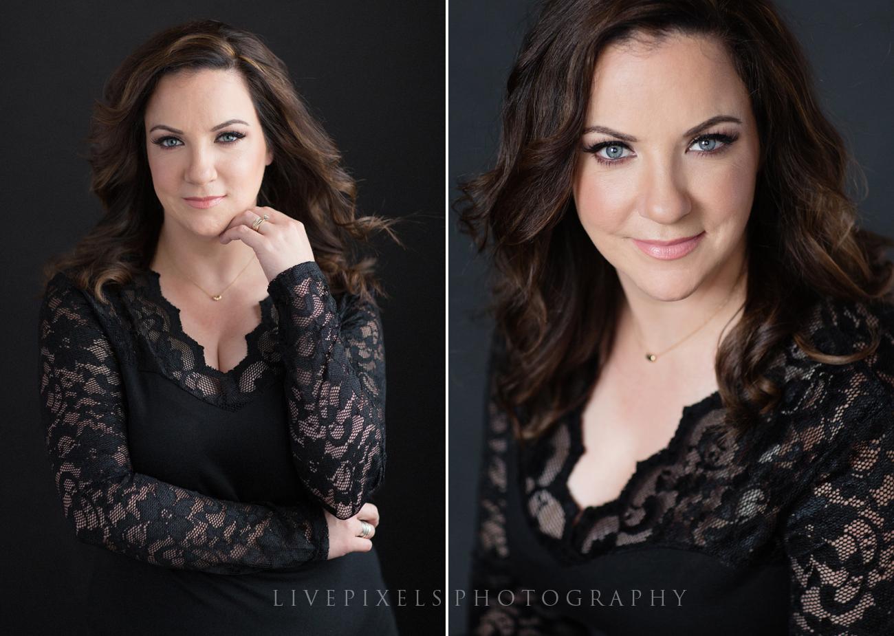 Toronto Glamour Portrait Photographer - Livepixels Photography, Toronto / livepixelsphotography.com