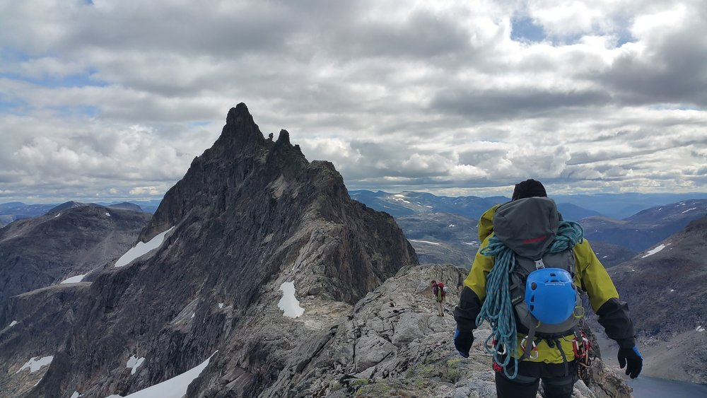 Foto: Mats Andersson  Outdoor Experience, Romsdal Norge