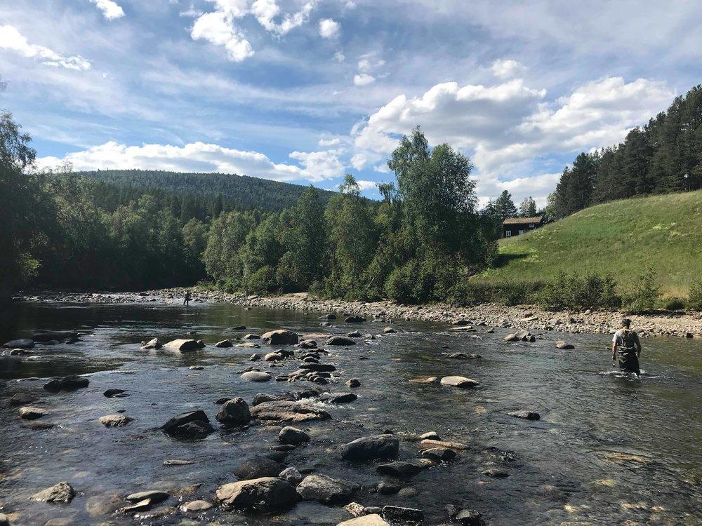 Omslagsbild:  Brice Lannay ,  Jotunheimen   Norge